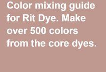 • Dye •