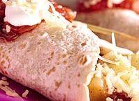 Recepten: Tortillas/Burritos/Tacos/Wraps