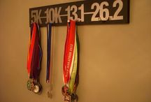 Projects / Cool ideas to showcase all of your running achievements!