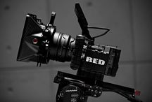 Modern film equipment / Modern cameras, grip equipment, audio equipment, editing equipment, and more.