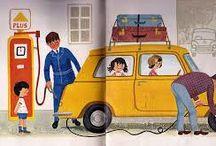 Ejemplos ilustración libros para niños y niñas