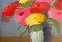 Peintures et illustrations