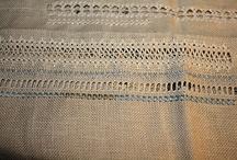 My needlework/Maple Cottage Stitcher