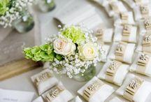 Wedding Decorations / decorazioni e allestimenti per matrimoni