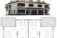 Duplex/fourplex design