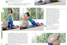 Post pregnancy fitness / by Lineé Aragon
