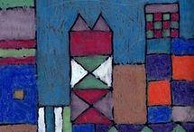 Klee lesson / by Heather Martin