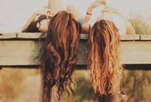 friends. / by Kira Hurst