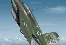 ww 2. Flugzeuge