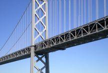 SF Bay Bridge (or the Ugly Stepsister)