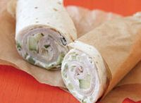 Sammies and Wraps
