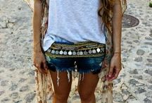 Hippie chick model ideas