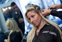 Avant Garde Coral Gables, Fl / www.avantgardesalonandspa.com AG is a full Hair salon and spa services ,specialize in free ammonia Color, Greatlengths extensions , Haircut ,permanent makeup , Carita Facial