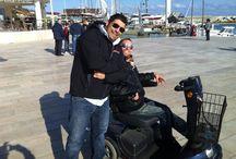 Con Piero in giro per lItalia