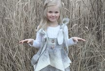 детская валяная одежда