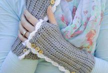 Crochet Leg/Wristwarmers