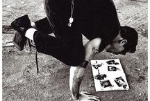 Anton Corbijn - Henry Rollins / Dutch Photographer