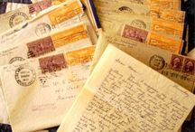 Keep Snail Mail Alive! / Handwritten letters, cards and notes are keepsakes...e-mails aren't.