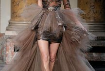 Zuhair Murad  / Definitely my favourite designer!
