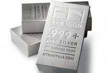 Silver Bars / Silver Bars sold by CBMint