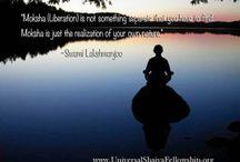 Liberation (moksha) / From the oral Teachings of Swami Lakshmanjoo