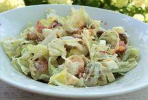 Salades / Slank