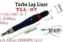 Pneumatic Ultrasonic polishing tools