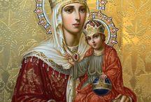Santísima Virgen María
