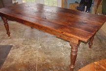 Old Farm Tables