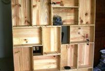 Récupération - casiers - rangements