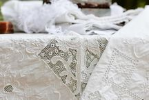 Whitework / Heirloom linen and clothing