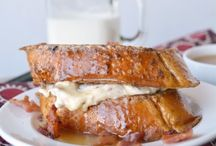 Breakfast / Decadent Breakfast Recipes on Pinterest. A collection of scrumptious breakfast meal ideas and recipes.