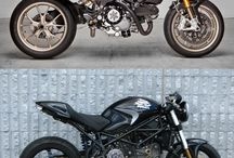 DUCATI Monster / All about Ducati