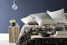 Bedroom Paint Colours / Do you need inspiration to find the perfect colour for your bedroom?  PaintJoy can help.