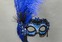 Masquerade masks / by Bonnie Wood