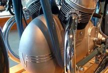 Klasyczne Motocykle