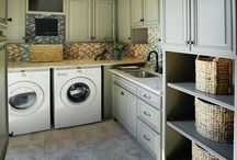 Laundry Room / by Kyla Trammell