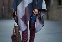 MY STYLE: Burgundy/Maroon / fashion, style, bloggers, street style