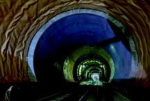 The Tunnel of Superlatives / Gotthard Base Tunnel, Switzerland Gähler and Partner AG, Ennetbaden, Switzerland