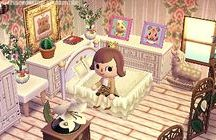 Animal crossing pretty rooms