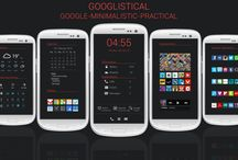 Android Homescreens I Like / by Neil Swaab