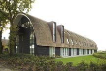 Innovazione e Suggestione / Tecnologia e tradizione per progetti architettonici innovativi in luoghi suggestivi.