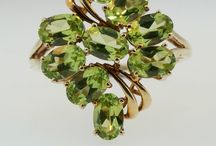 Peridot August / Discover the wonderful birthstone of August!