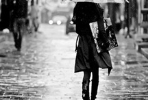 Rain... / Inspired - never give up