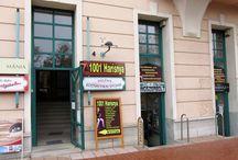 1001 Harisnya Üzlet / Harisnya - Zokni üzletről.
