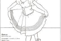 Histórias de Ballet