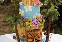 Hawaian Cake & Ideas