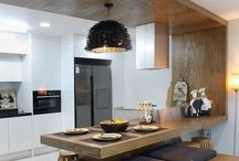 Get the style kitchen