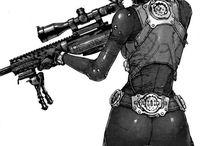 girl&gun