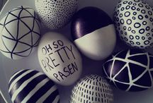 Easter room decor